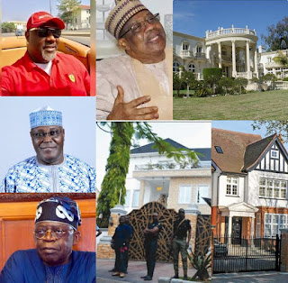 Nigerian Politicians And Their Eyes-popping Mansions, No 3 Will Make You Decide To Join Politics