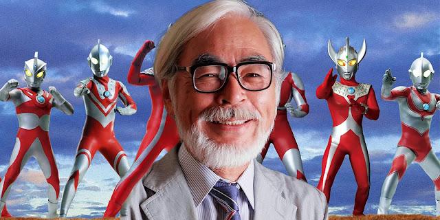 Studio Ghibli Founder Hates Ultraman!