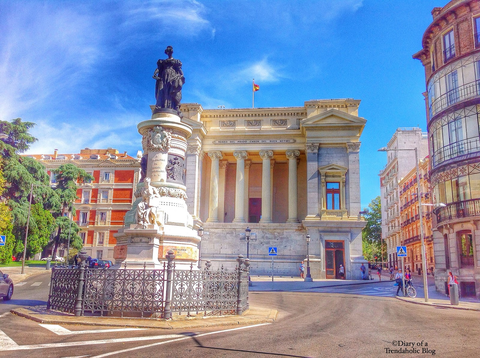 Diary of a Trendaholic : Madrid Spain Travel Guide & Must-See Attractions