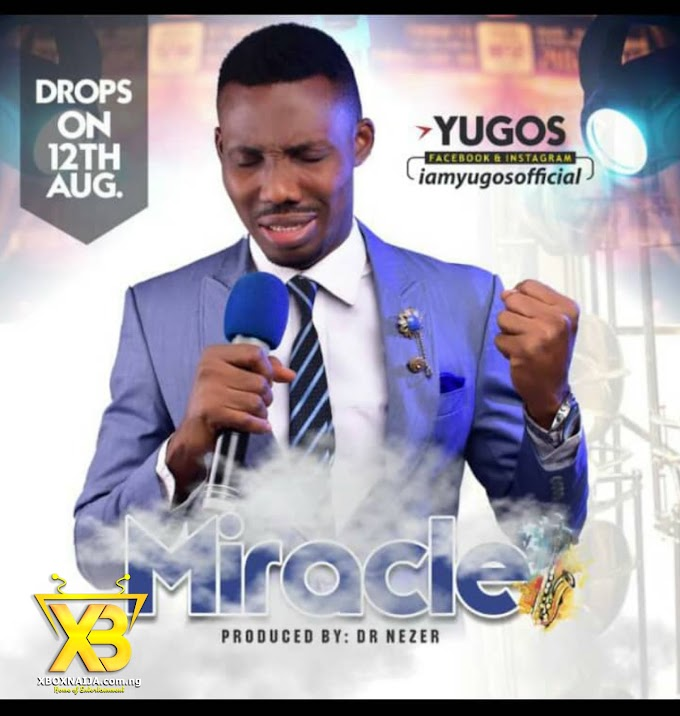 New Gospel: Miracle - Yugos (prod by Dr Never) + Lyrics