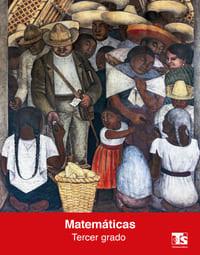 Libro de texto Telesecundaria Matemáticas Tercer grado 2021-2022