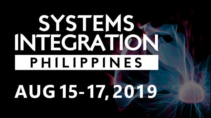 GLOBAL-LINK Presents The Latest in ICT, AV Integration, and Cyber Security  through SYSTEMS INTEGRATION PHILIPPINES 2019