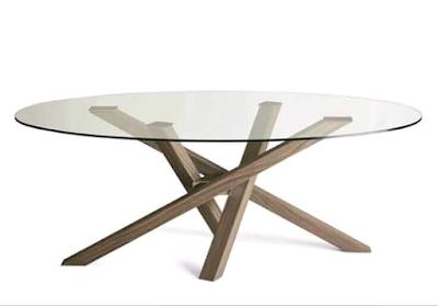 contoh meja unik dari kayu