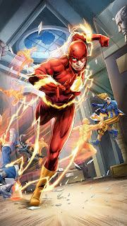 Flash Digital Mobile HD Wallpaper