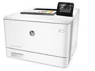Picture HP LaserJet Pro M452dw Printer Driver Download