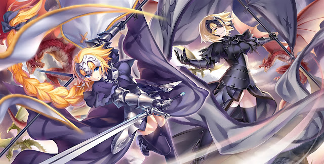 Download OST Opening Ending Anime Fate/Apocrypha Full Version