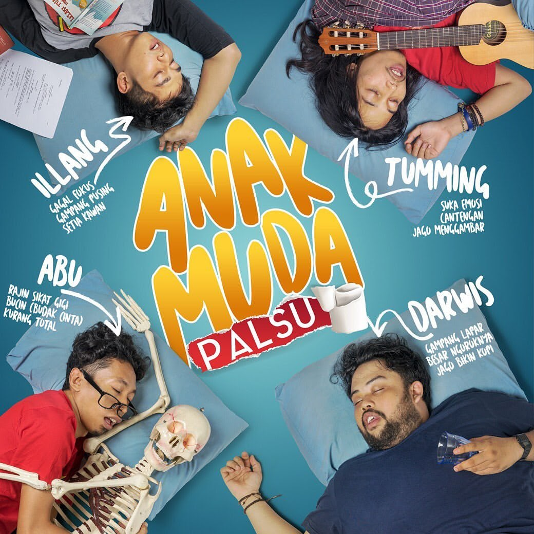 Anak Muda Palsu, Film Keempat yang Tidak Tayang di Bioskop Semarang Tahun 2019