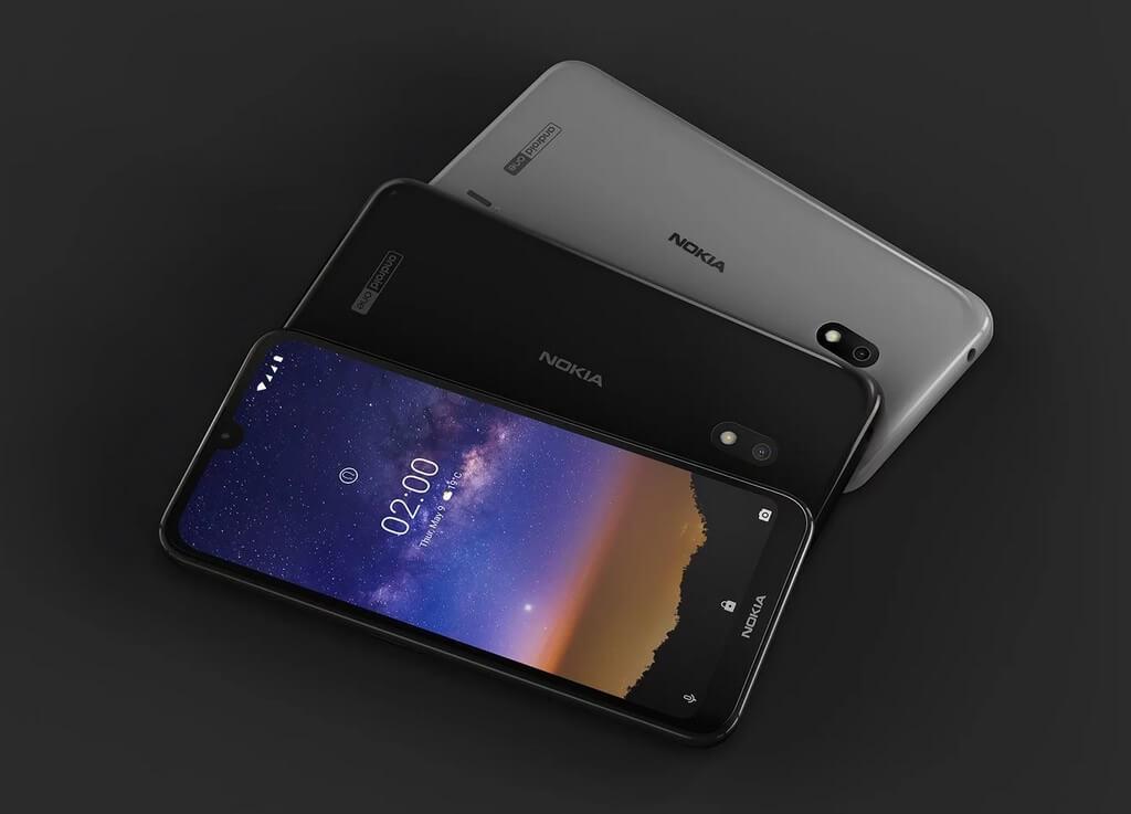 Ulasan Nokia 2.2