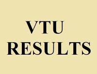 VTU Results