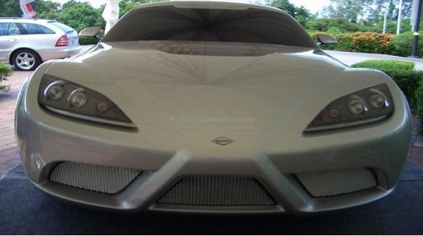 Esna Venere: Supercar Pertama Buatan Malaysia