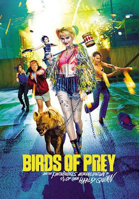 Birds Of Prey 2020 DVD HD Dual Latino 5.1 + Sub FORZADOS