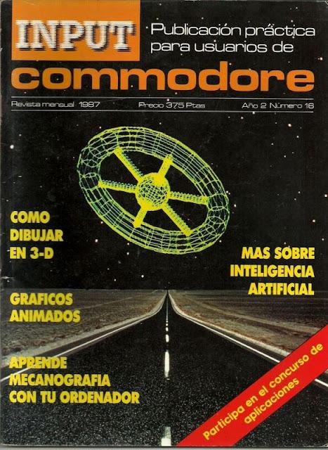 Input Commodore #16 (16)