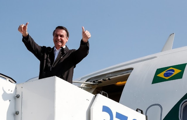 Planalto confirma viagem de Bolsonaro ao Recife na próxima sexta-feira (24)