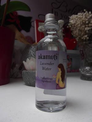Akamuti Bio levanduľová voda