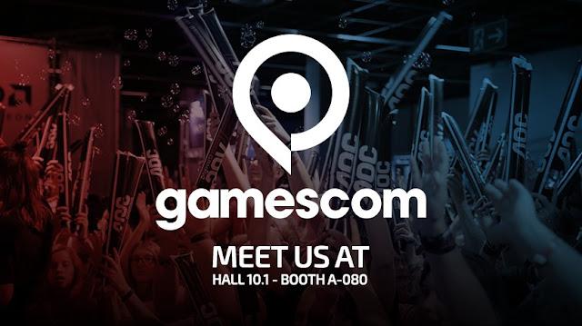 Estreia Europeia de três novos monitores de gaming da AOC na gamescom 2019