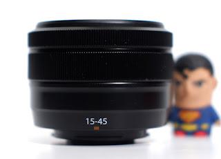 Lensa Fujinon XC 15-45mm OIS PZ Second