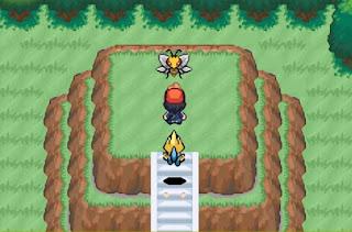 Pokemon Yuval para GBA Evento Pokemon