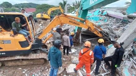 Ινδονησία - Σεισμός 6,2 βαθμών: Τουλάχιστον 35 οι νεκροί