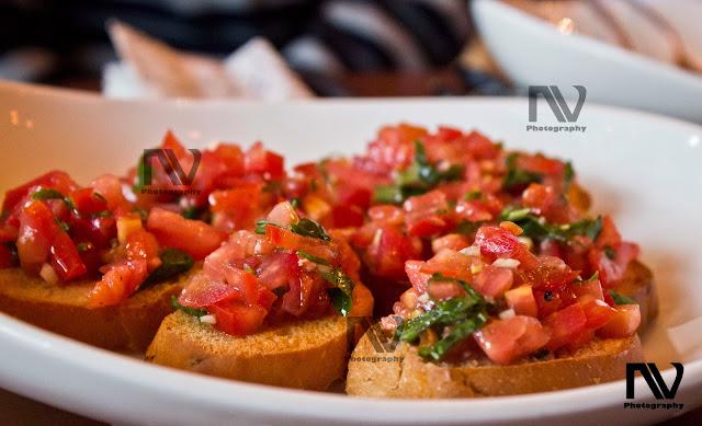 Tomato Bruschettas