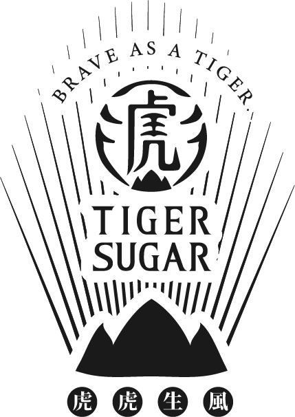 Tiger Sugar milk tea logo