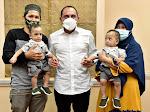 Bayi Kembar Siam Diperbolehkan Pulang, Edy Rahmayadi Apresiasi Tim Dokter