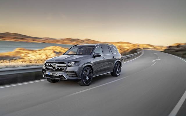Đánh giá Mercedes GLS 450 4MATIC 2020