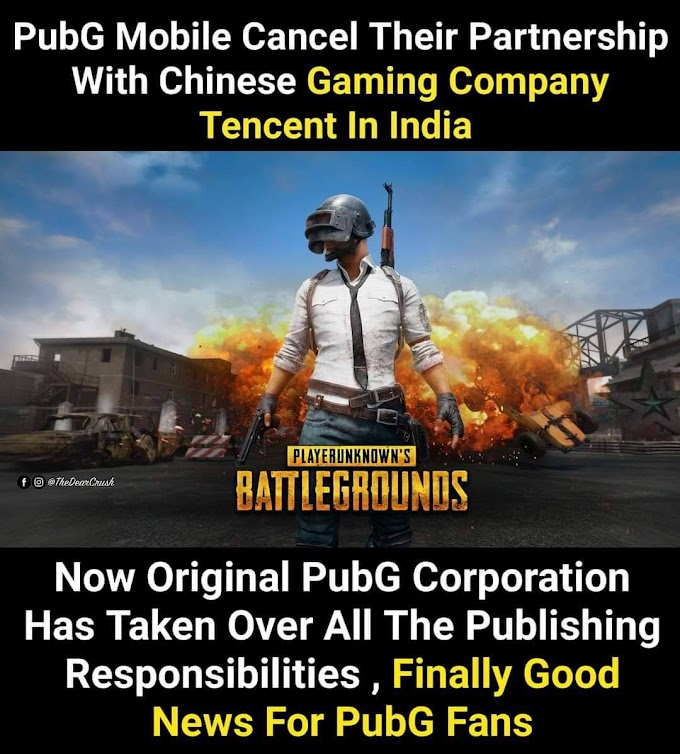 Latest News: PUBG is comming back | PUBG will Unbanned Soon |