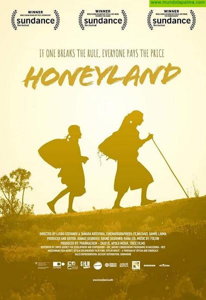 El Cabildo y Filmoteca Canarias proyectan 'Honeyland' sobre la última mujer recolectora de abejas de Europa