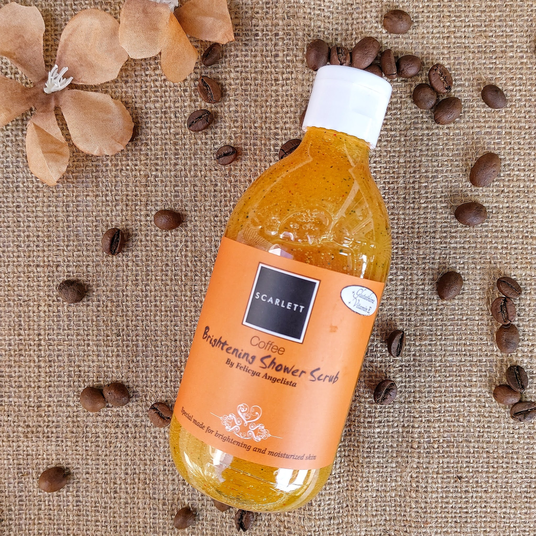 scarlett-brightening-shower-scrub-coffee