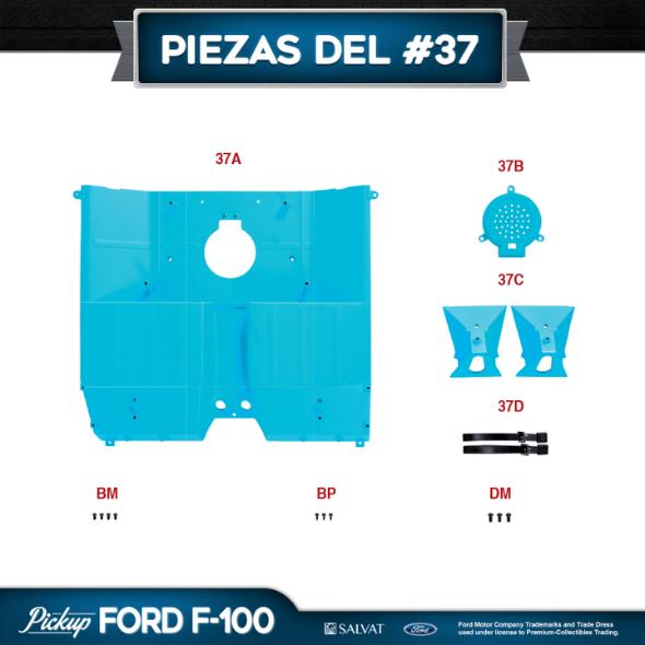 Entrega 37 Ford F-100