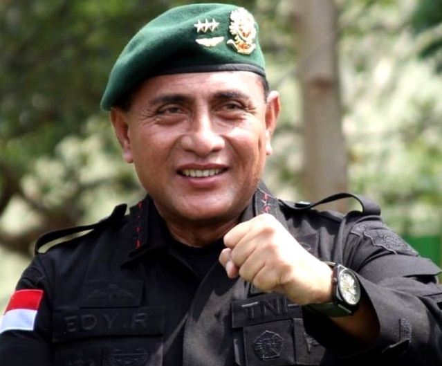 Mantan Pangkostrad Edy Rahmayadi: Jangan Tinggalkan Masjid Karena Takut Corona