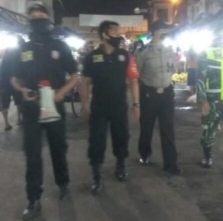 Bersama Muspika Kecamatan Silo ,Penegakan Disiplin Kesehatan Wajib Bermasker Tekan Penyebaran Covid -19.