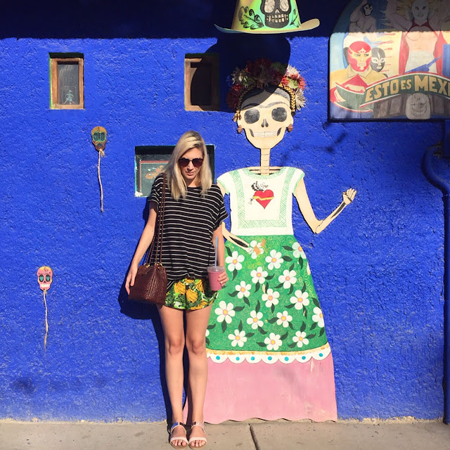 Colourful Sayulita Mexico
