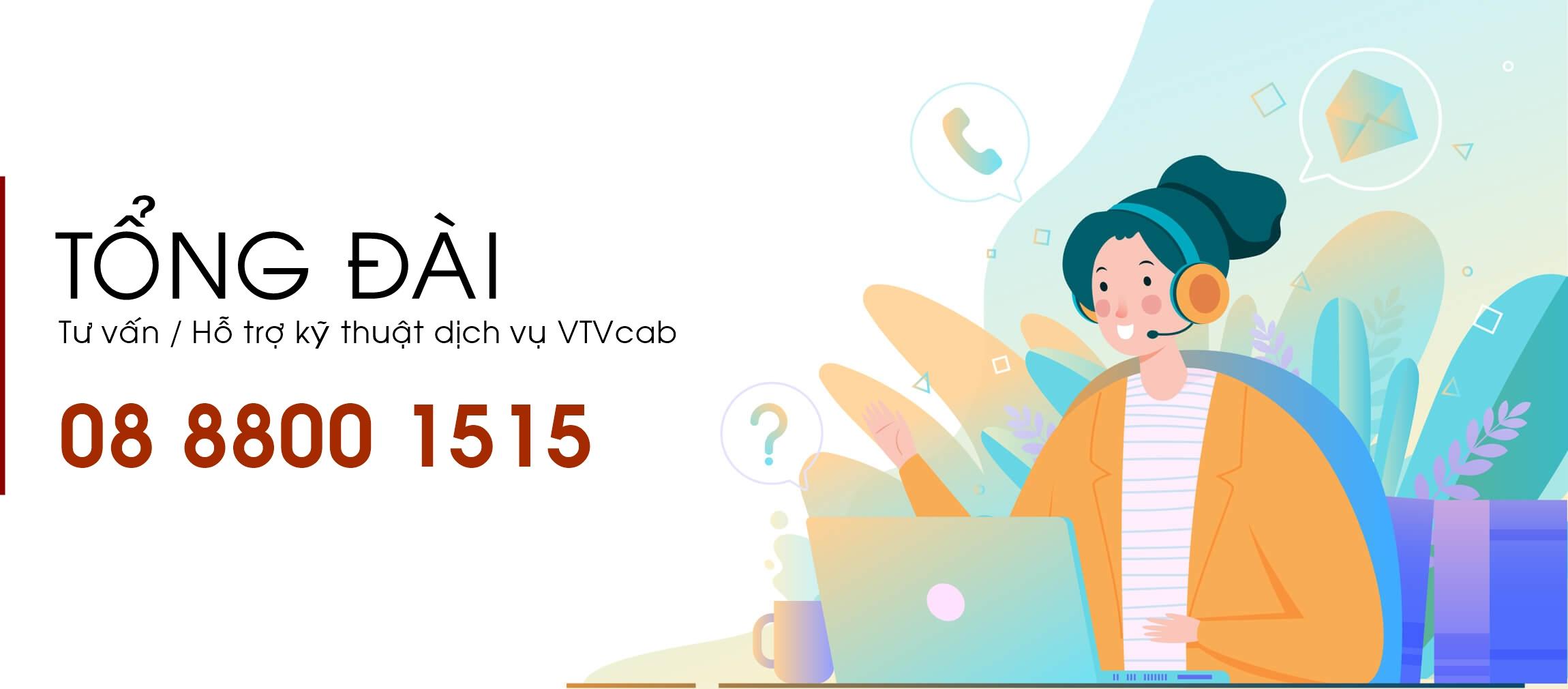 Tong dai VTVcab