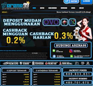 Situs Judi Domino qq Terpercaya Layanan Terbaik Di Indonesia