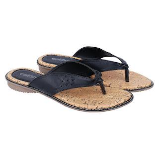Sandal Flat Wanita Catenzo SI 034