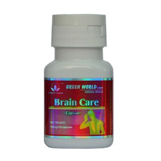 Green World Brain Care Capsule