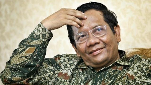 Menantu Jokowi Ikut Proyek Perumahan Bersubsidi, Begini Tanggapan Mahfud MD