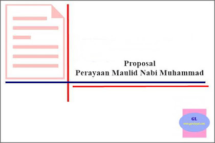 Proposal Perayaan Maulid Nabi Muhammad