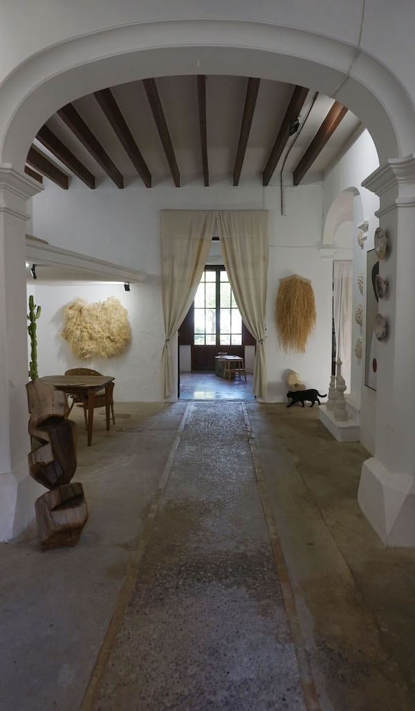 A new blog year and visiting RAW Studio and Showroom at Mallorca