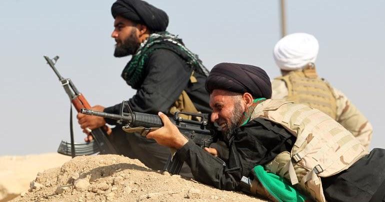 Tuzhurmatu Kerkük Haşdi Şabi Kürtler Katliam Soykırım