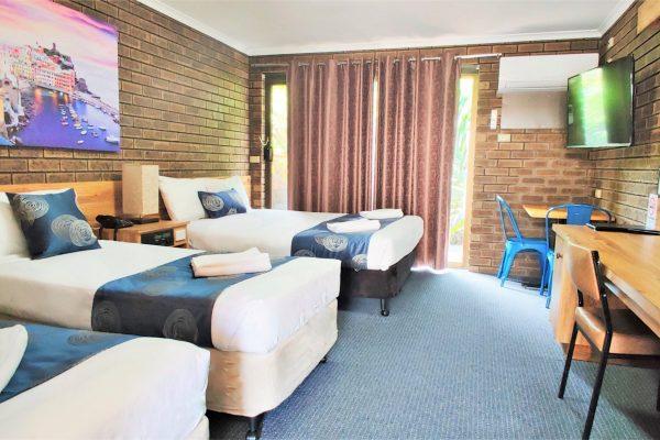 motel in albury