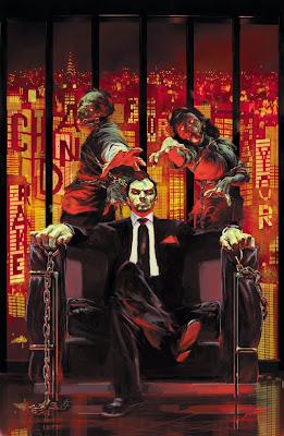 Empire of the Dead - act two #3 (cover di Alexander Lozano)