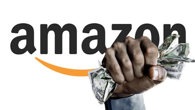 تعلم كيف تجني المال من موقع أمازون Amazon