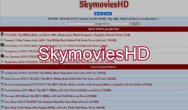Skymovieshd Full HD Movies Download