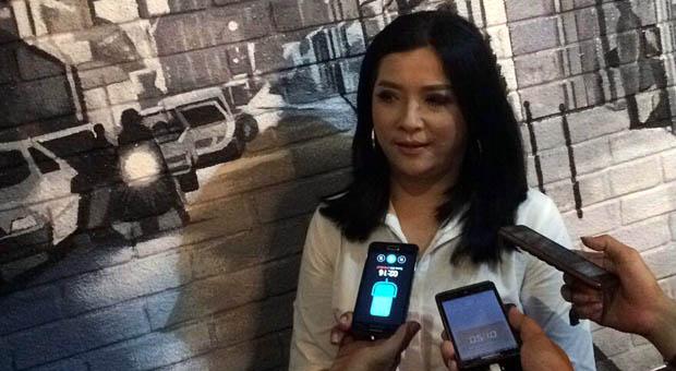 Penyanyi Restina Dirikan Perusahaan Public Relations Consultant