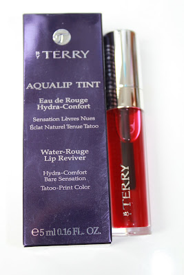 Aqualip tint by terry test avis essai blog
