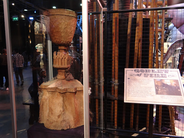 The Warner Bros. Studio Tour: The Goblet of Fire Feature