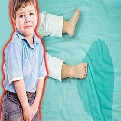 اسباب التبول اللاإرادي عند الاطفال وعلاجه