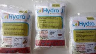 Pupuk hidroponik AB Mix Hidro J